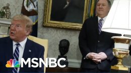 Day 964: Fired Or Quit? Bolton Is Out As Trump's National Security Adviser | The 11th Hour | MSNBC 3
