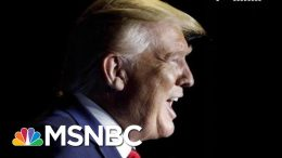 Trump's White House Denies Chaos In The Wake Of John Bolton's Chaotic Exit | The 11th Hour | MSNBC 5