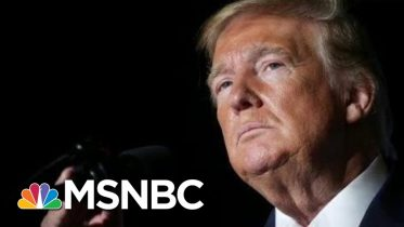 Flashback: Sharpiegate Is Not The First Time Trump Made False Weather Claims | The 11th Hour | MSNBC 6