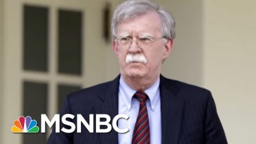 Trump Fires National Security Adviser John Bolton in Reality TV Presidency- The Day That Was | MSNBC 6