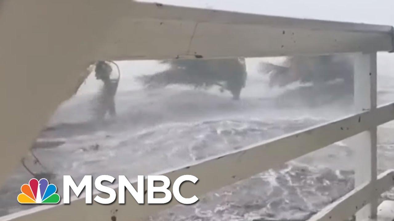 FEMA Will Remain Vigilant Until Dorian Over, Says Official | Morning Joe | MSNBC 1