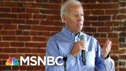 Do Dems Fear A Biden Collapse And A Warren Win? | Morning Joe | MSNBC 9