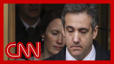 Prosecutors interview Michael Cohen for Trump Org probe 6