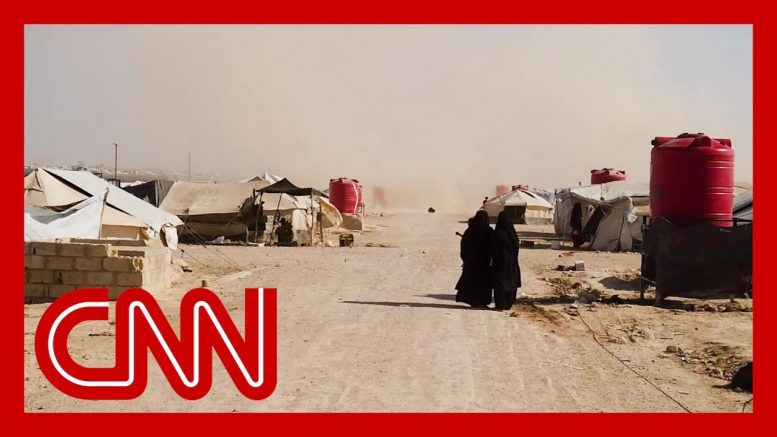 Syrian camp could be the birthplace of ISIS' revenge 1