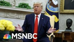 'People Are Dying': President Donald Trump Voices His Concerns About Vaping | MSNBC 2