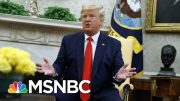 'People Are Dying': President Donald Trump Voices His Concerns About Vaping | MSNBC 3