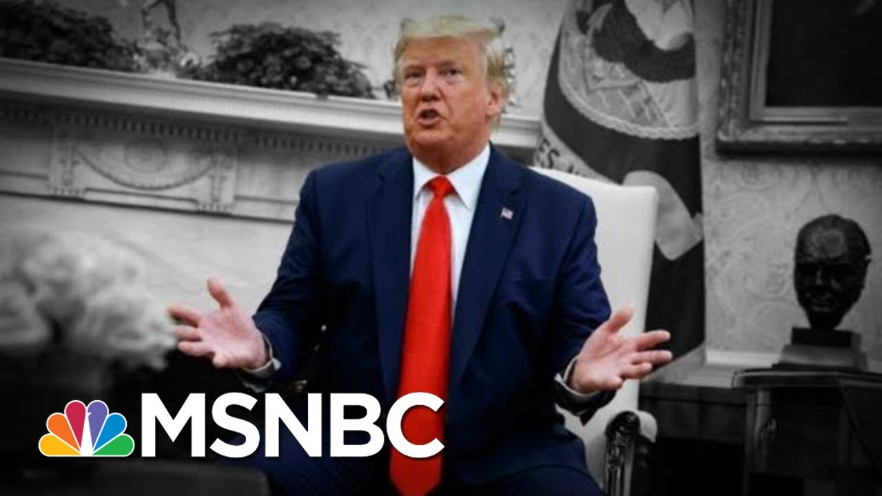 Day 965: Trump Marked The Anniversary Of 9/11 By Attacking His Rivals | The 11th Hour | MSNBC 8
