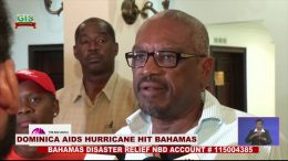 DOMINICA TAKES ACTION TO ASSIST THE BAHAMAS POST HURRICANE DORIAN 6