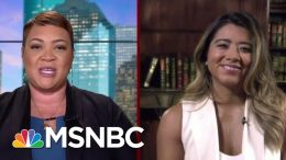 95 Percent Of Black Women Plan To Vote In 2020: Poll | Morning Joe | MSNBC 2