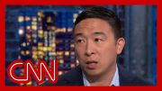 Andrew Yang: We're scapegoating immigrants for economic problems 2