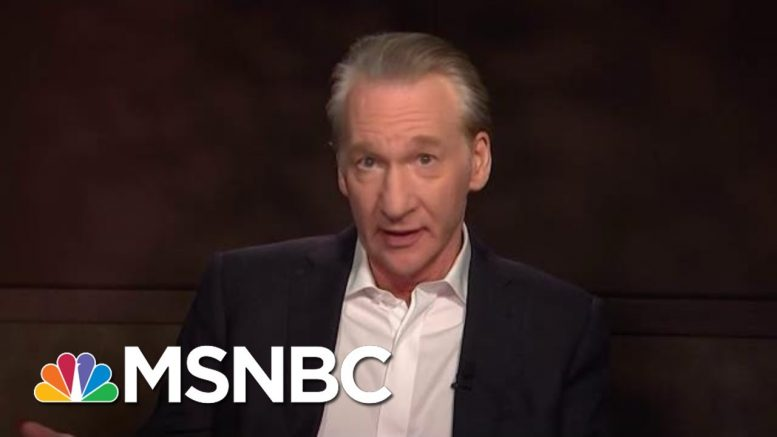 Bill Maher: This Is The Democrats' Race To Lose | Morning Joe | MSNBC 1