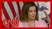 Pelosi gets upset, ends press conference after these questions 4