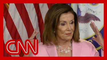 Pelosi gets upset, ends press conference after these questions 2