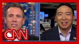 Cuomo presses Yang on policy: Why doesn't that offend capitalism? 8