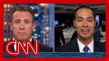 Cuomo to Julian Castro: Do you regret attack on Joe Biden? 6