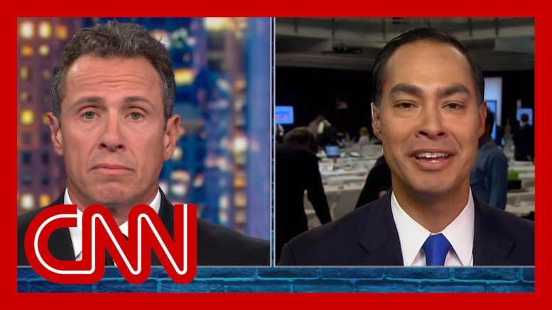 Cuomo to Julian Castro: Do you regret attack on Joe Biden? 1
