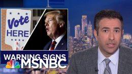 'R.I.P. GOP': Veteran Pollster Says Trump Will Sink GOP In 2020 | The Beat With Ari Melber | MSNBC 4