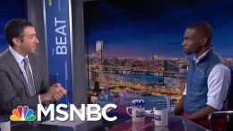 Is A.I. Racist? Police Under Fire For Controversial Tech Tools | The Beat With Ari Melber | MSNBC 3