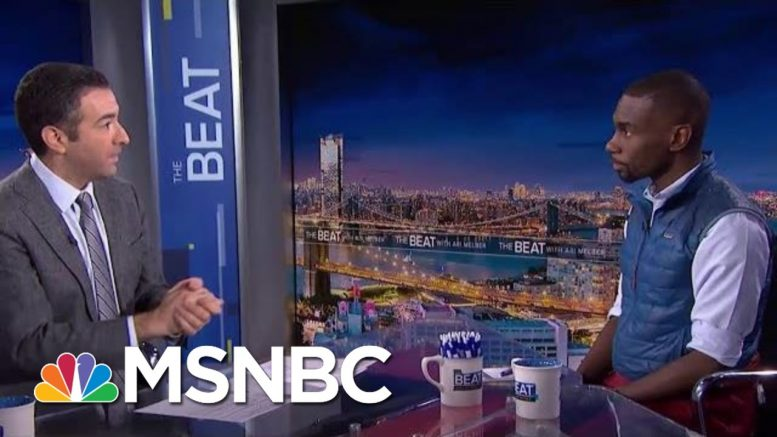 Is A.I. Racist? Police Under Fire For Controversial Tech Tools | The Beat With Ari Melber | MSNBC 1