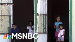 President Donald Trump's 'Dangerous' New Asylum Rule Allowed By SCOTUS | All In | MSNBC 9