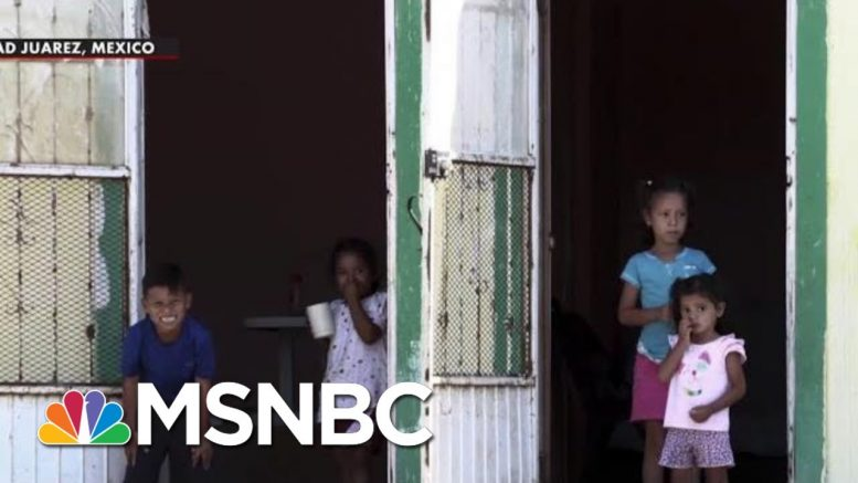 President Donald Trump's 'Dangerous' New Asylum Rule Allowed By SCOTUS | All In | MSNBC 1