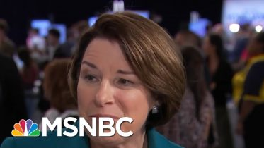Amy Klobuchar: I'm Someone From The Middle Of The Country | Hardball | MSNBC 6