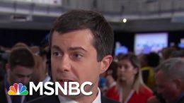 Pete Buttigieg: We've Got To Act Fast On Gun Control   Hardball   MSNBC 5
