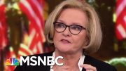 Claire McCaskill: Julian Castro Swung For The Fences And Failed | MSNBC 5