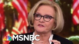 Claire McCaskill: Julian Castro Swung For The Fences And Failed | MSNBC 2