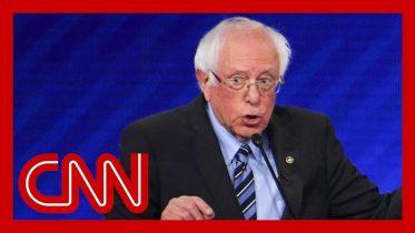 Bernie Sanders on health care: Joe Biden doesn't know what he's talking about 10