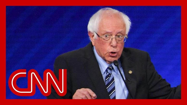 Bernie Sanders on health care: Joe Biden doesn't know what he's talking about 1