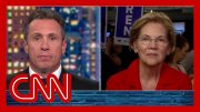 Watch Elizabeth Warren's post debate interview with Chris Cuomo 5