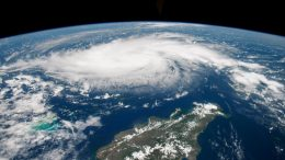 What caused Hurricane Dorian to stall over the Bahamas? 9
