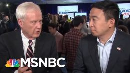 Andrew Yang: Working Americans Seeing Less Economic Gains Of 21st Century | Hardball | MSNBC 2