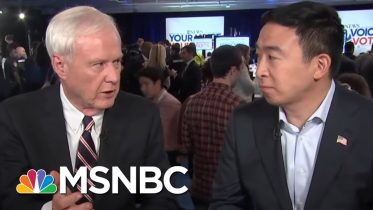 Andrew Yang: Working Americans Seeing Less Economic Gains Of 21st Century | Hardball | MSNBC 6