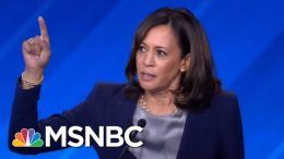 Kamala Harris: I Intend To Be A Leader Who Unifies This Country | Hardball | MSNBC 3