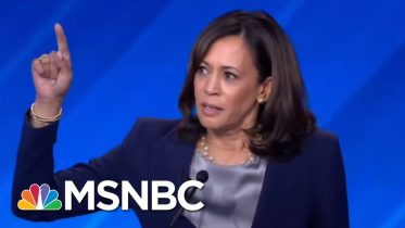 Kamala Harris: I Intend To Be A Leader Who Unifies This Country | Hardball | MSNBC 6