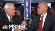 Cory Booker Explains How Love Can Be A Political Strategy | Hardball | MSNBC 5