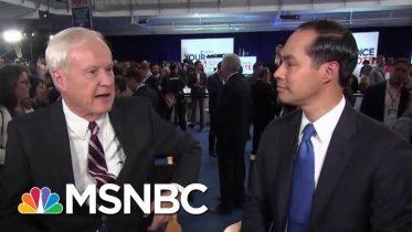 Julián Castro Defends Shots At Joe Biden | Hardball | MSNBC 2