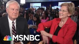 Elizabeth Warren: Government Working For Thin Slice At Top | Hardball | MSNBC 9