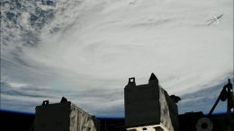 Here's what Hurricane Dorian looks like from the International Space Station 4