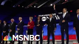 Joe Biden Helped At Debate By Extremes Of His Opponents | Morning Joe | MSNBC 7
