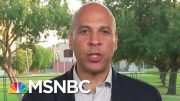 Senator Cory Booker: Beating Trump Is The Floor, Not The Ceiling | Morning Joe | MSNBC 2