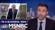 Trump Legal Blow Court Revives Corruption Suit Against POTUS | The Beat With Ari Melber | MSNBC 3