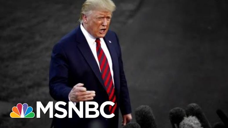 Day 967: Trump DOJ Says Dems Shouldn't Get The Goods From Mueller's Jury | The 11th Hour | MSNBC 1