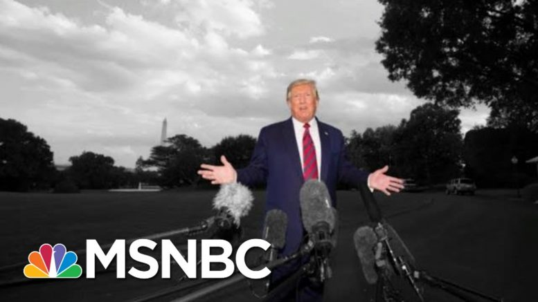 Christopher Dickey: We're Seeing The Death Of Democracy In America & Europe | The 11th Hour | MSNBC 1