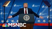 Trump's Wild Speech In Baltimore: Insults, Non Sequiturs, And More | The 11th Hour | MSNBC 4