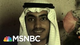 White House Confirms Son Of Osama Bin Laden Killed In U.S. Operation | MSNBC 8