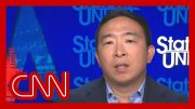 Andrew Yang on SNL's Shane Gillis' comments: Racial epithets hurt, but it's different with comedians 2