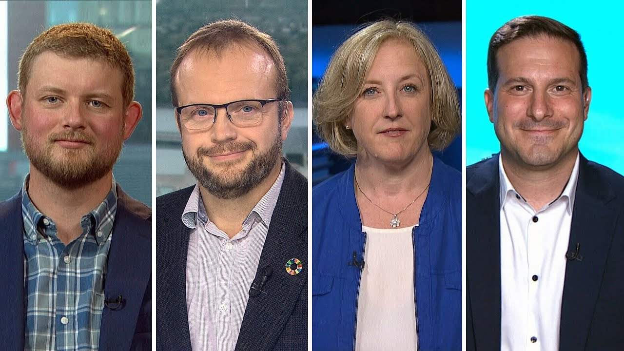Candidates on their parties' plans to fight climate change 4